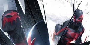 Потрясающие обложки Spider-Man 2099 vol.2