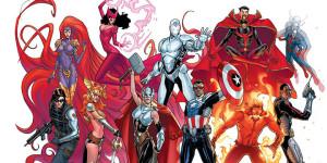 Инициатива Avengers NOW!