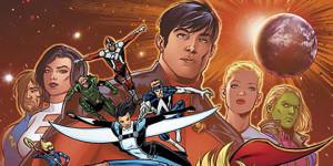 Легион Супергероев возвращается