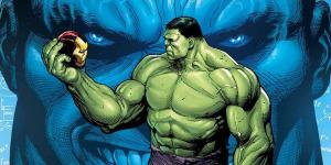 Халк в Avengers NOW! и в октябре