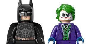 Лего-Бэтмобиль