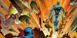 Графический роман Avengers Rage of Ultron