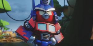 Трейлер Angry Birds Transformers