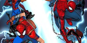 Подробности Spider-Verse