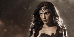 Чудо-Женщина в «Бэтмен против Супермена»
