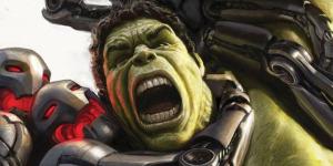 Заключительные концепт-постеры фильма «Мстители 2 Эра Альтрона»