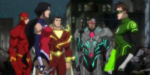 Брюс Тимм возвращается и два мультфильма DC