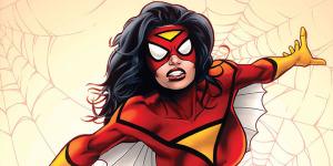 Новая серия Spider-Woman