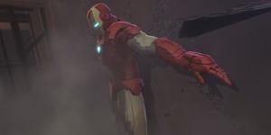 Новый мультфильм Marvel Heroes United