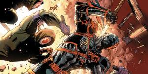 Новые Arrow и Deathstroke