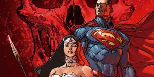 Новые авторы Superman & Wonder Woman