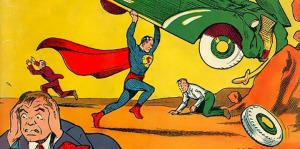 Рекордная цена Action Comics #1