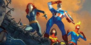 Avengers закончатся в апреле