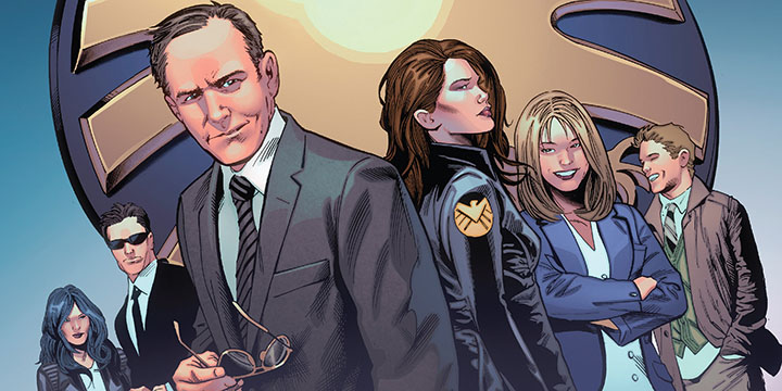 Lexus Presents - Marvel's Agents of S.H.I.E.L.D. in The Chase-000