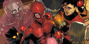 Неожиданный Spider-Man and X-Men