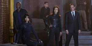 Весь каст 2-го сезона «Агентов Щ.И.Т.»