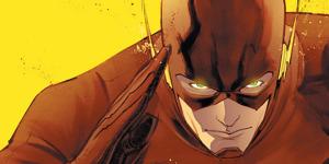 Обложки «Флэша» и «Стрелы» от художников DC