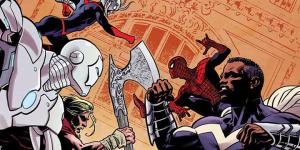 Гражданская война Marvel 2.0 в декабре