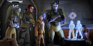 Трейлер пилота «Звёздных войн Повстанцы»