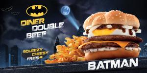 На помощь спешит Бэт-Бургер