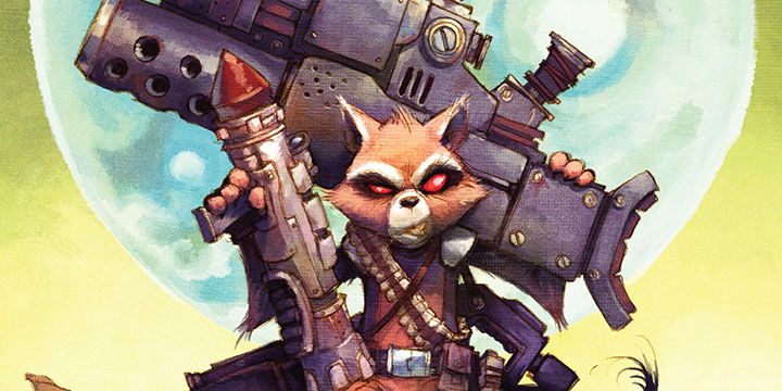 Rocket Raccoon (2014-) 003-000