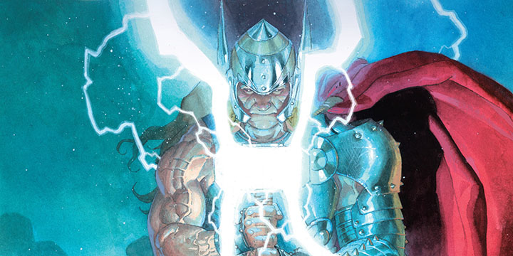 Thor - God of Thunder 025-000