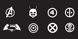 График выхода фильмов по комиксам DC и Marvel