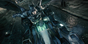 Comic Con Russia 2014: Геймплей игры Batman Arkham Knight