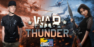 Comic Con Russia 2014: War Thunder и Мураками