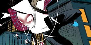 Новый онгоинг Marvel — Spider-Gwen