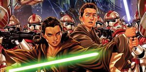 Новый комикс Star Wars Kanan Last Padawan