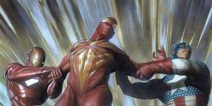 Гражданская Война Marvel в повторе?