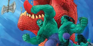 Новая Planet Hulk