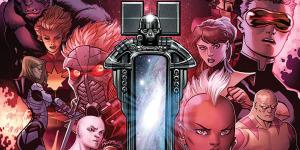 Кроссовер Black Vortex — обложка и тайна артефакта