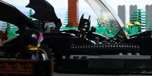 ОмниВидео #7 HISHE Лего-Бэтмен завидует