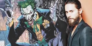 Джаред Лето — новый Джокер?