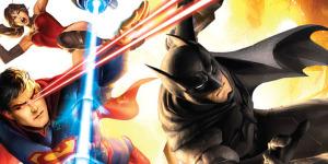 ОмниОбзор мультфильма «Лига Справедливости Война»
