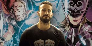 СМ Панк напишет комикс про Тора