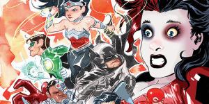 Вариантные обложки DC. Харли Куинн