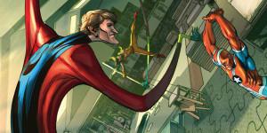 Конвергенции DC — третий десяток