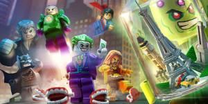 ОмниОбзор игры Lego Batman 3 Beyond Gotham