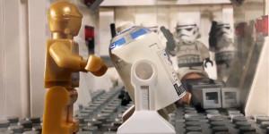ОмниВидео #8 HISHE Лего Звёздные Войны Песочные люди