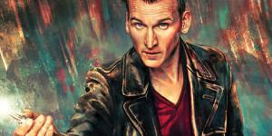 Девятый Доктор и его друзья снова вместе