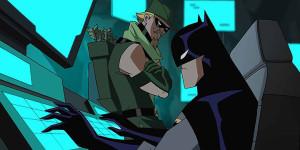 Бэтмен в «Стреле»?