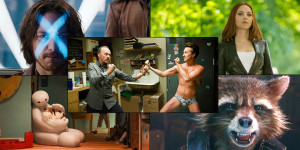 Комиксные номинации на Оскар 2014