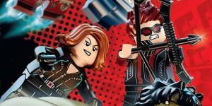 Лего-превью фильма «Мстители 2 Эра Альтрона»