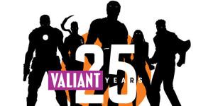 Valiant исполняется 25 лет!