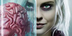 Мозгопожирающий постер «Я — зомби»