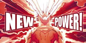 Новый костюм и сила Супермена