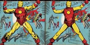 Реалистичные тела супергероев